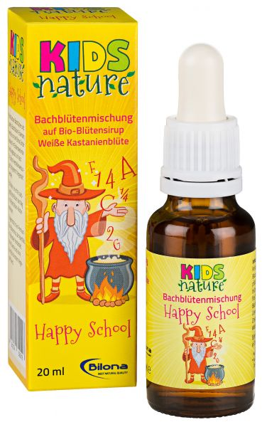 "KIDS NATURE ""Happy School"", BB, alkoholfrei"