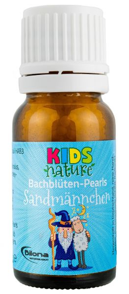 KIDS NATURE »Sandmännchen«, Bachblüten-Globuli