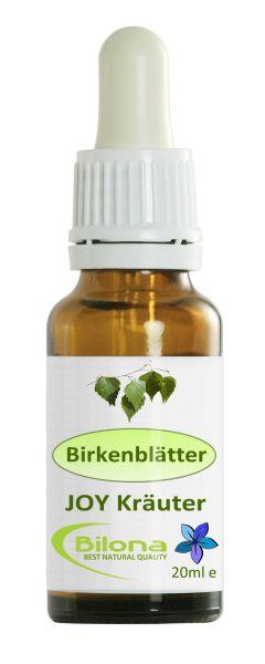 Bilona Kräutertropfen »Birkenblätter«